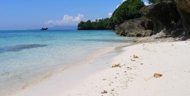 Bohol Anda Strand Philippinen