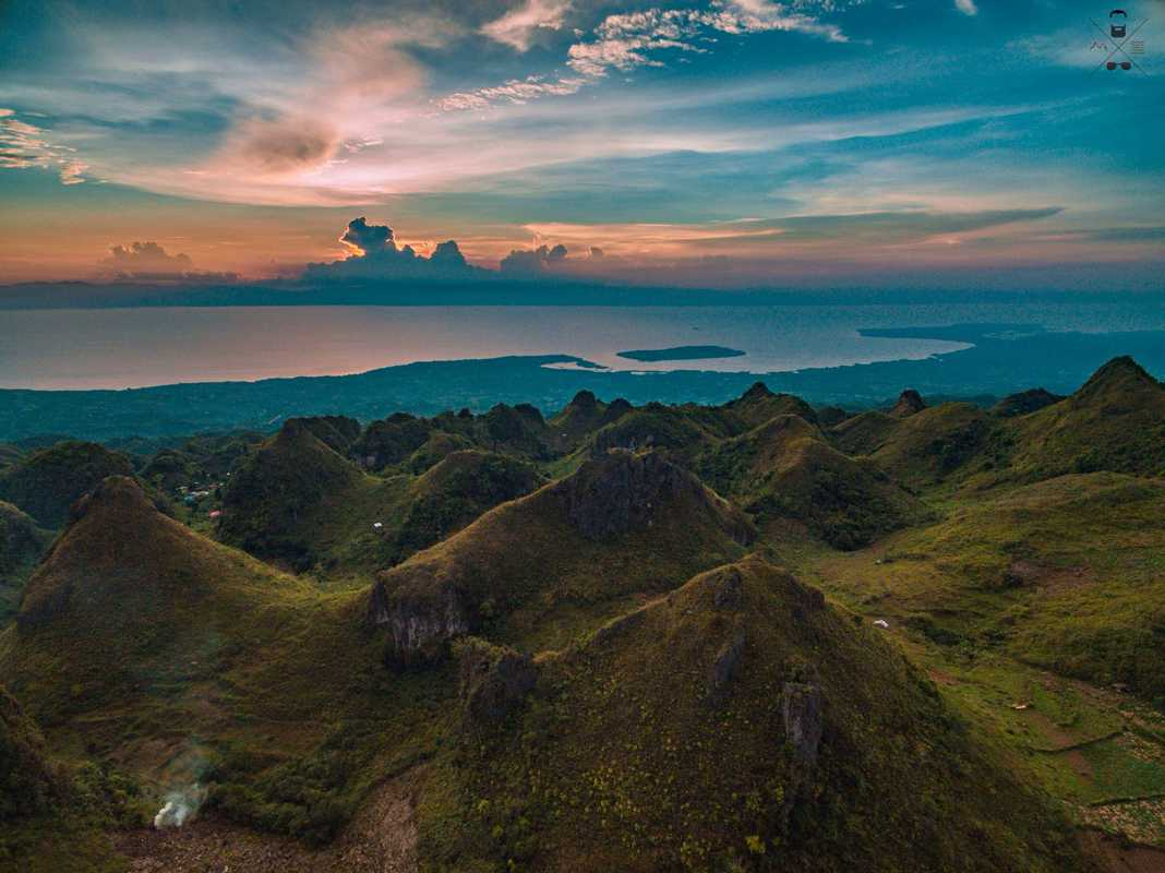 Osmena Peak Cebu Philippinen