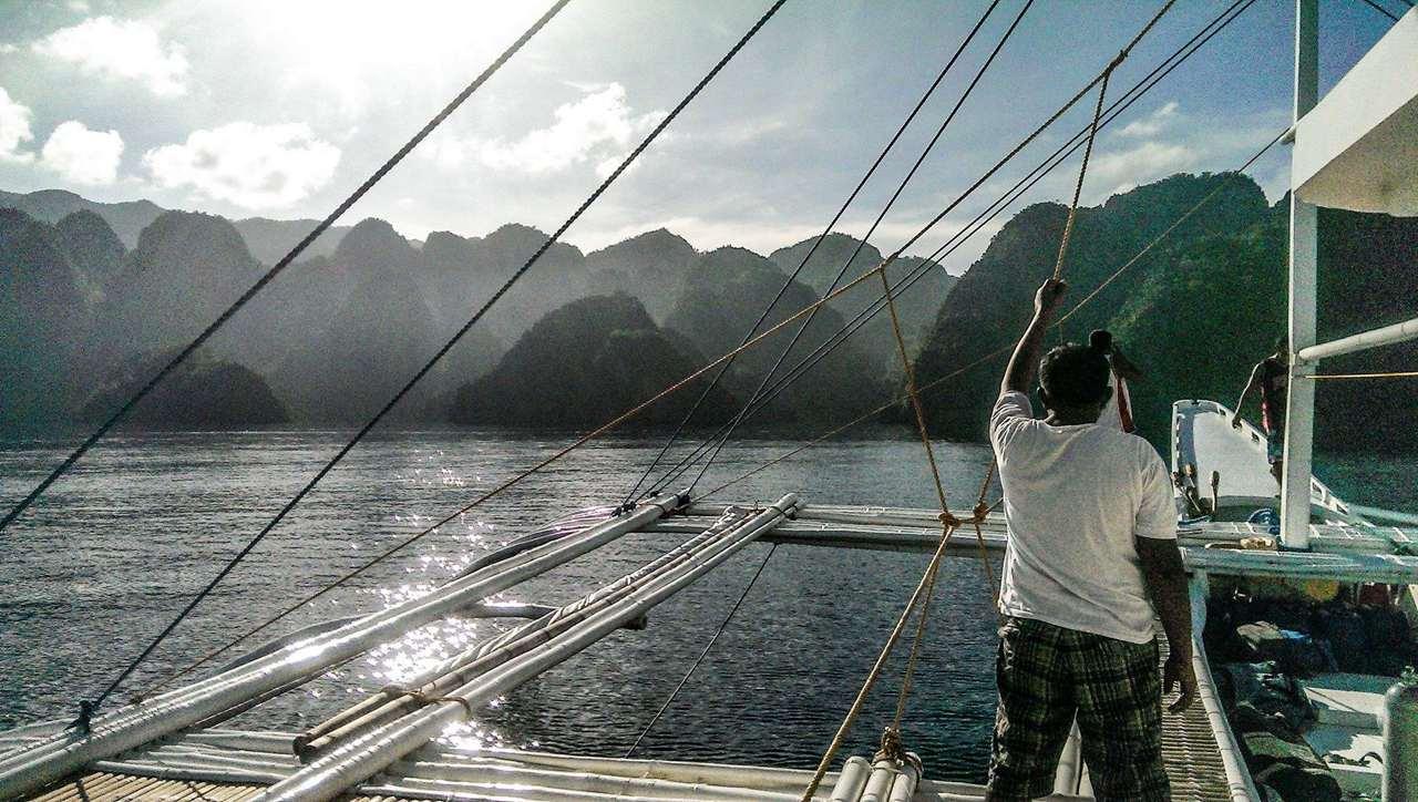 Inselhüpfen Coron Palawan