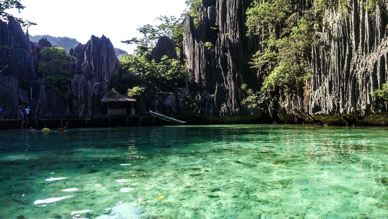 Palawan Insel Coron