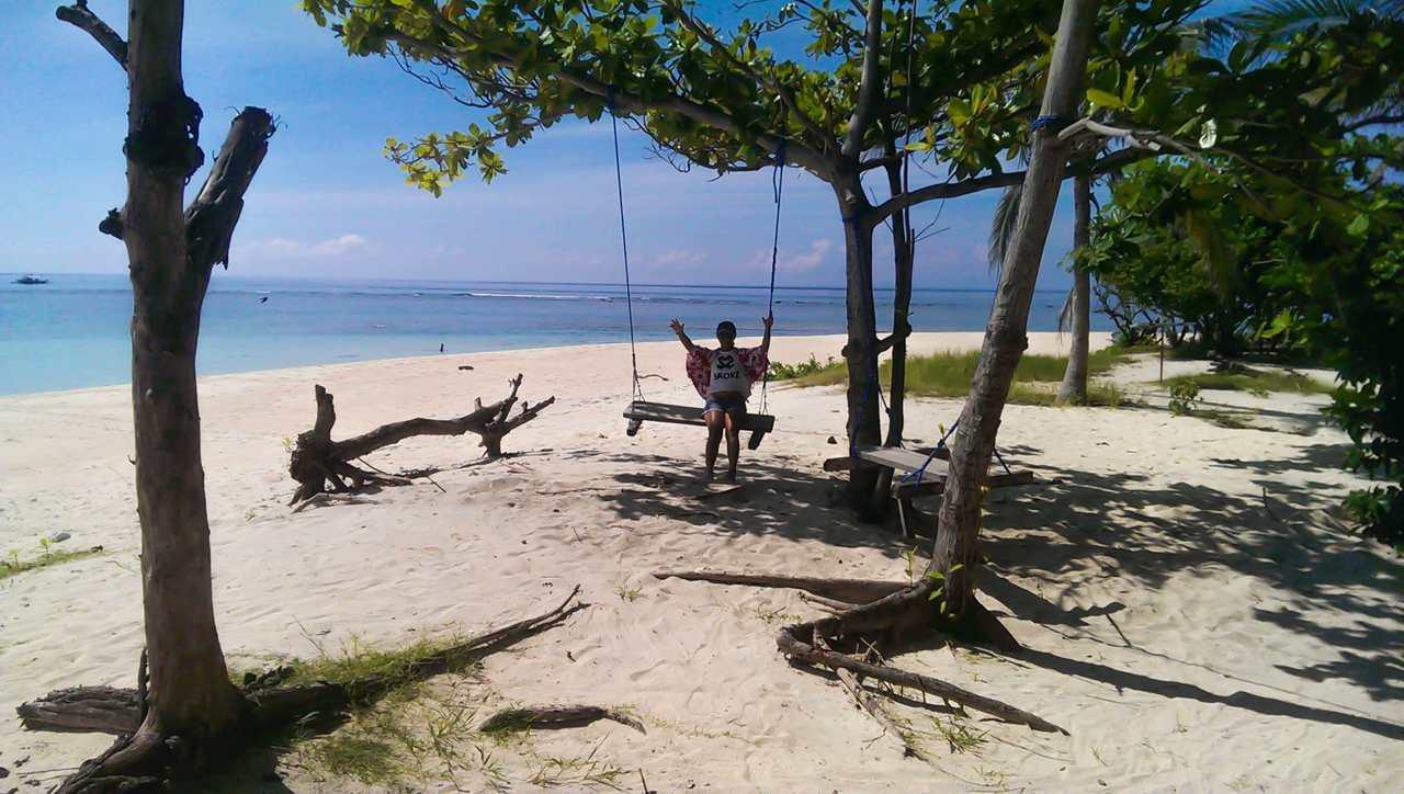 Palawan Insel Strand