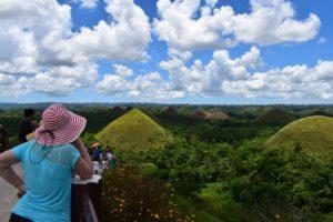 Chocolate Hills Bohol Tour