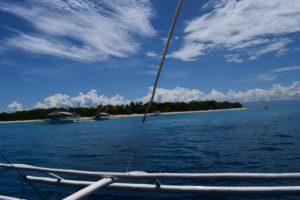 Balicasag Inselhüpfen