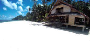 Philippinen Strand Geheimtipp Hinugtan