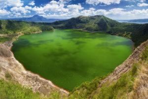 Taal Vulkan, Tagaytay