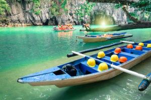 Puerto Princesa Subterranean River, von außen