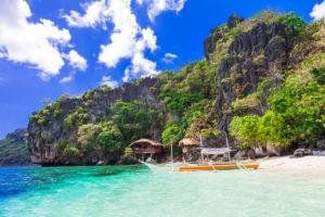 Philippinen Rundreise auf El Nido