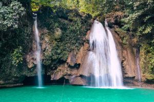 Philippinen Urlaub Tipps: Kawasan Wasserfälle