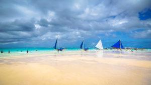 White Beach Boracay, der perfekte Strand für einen Philippinen Urlaub