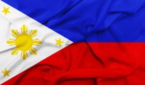 Flagge der Philippinen seit der Unabhängigkeit