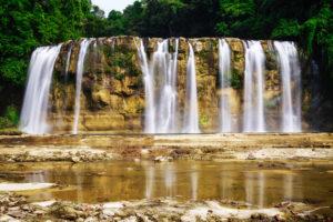 Tinuy- An Wasserfälle