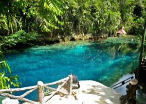 Enchanted River, einer der geheimen Philippinen Urlaub Tipps