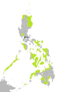 NAIA: Ziele auf den Philippinen
