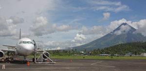 Flughafen Philippinen , Legazpi