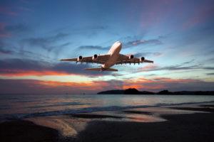 Flughafen auf den Philippinen