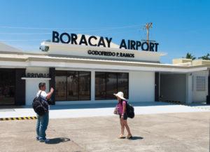 Flughafen Philippinen, Boracay