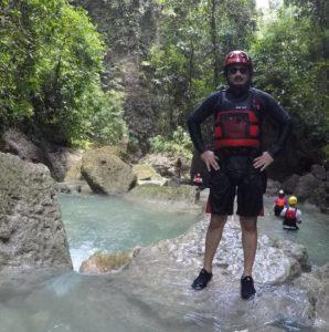 Ihr Guide Joseph auf der Philippineninsel Cebu