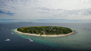 Balicasag Island, Bohol philippinen
