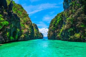 Big Lagoon, El Nido Island hopping, Palawan