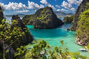 Coron, Blick auf Kayangan