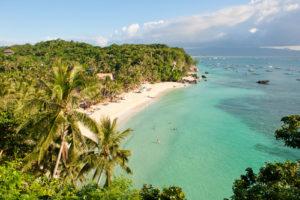 Diniwid Beach Boracay Philippinen