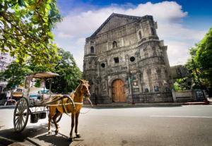 Intramuros Manila Philippinen
