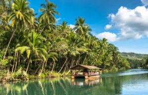 Loboc River Bohol Philippinen