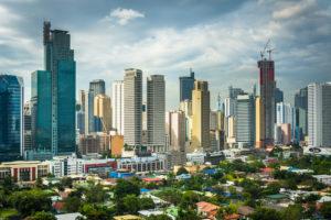 Manila Skyline Makati