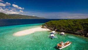 Sumilon Island Cebu philippinen