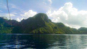 El Nido Insel