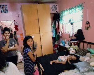 Zimmer der Mädchen