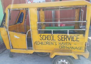 School Service Tricycle