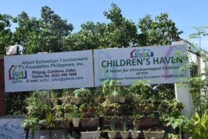 Children's Haven Orphanage Albert Schweitzer Verband