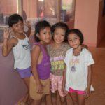 Besuch in einem Kinderdorf in Cebu