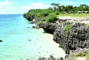 Cliff Jumping Bantayan