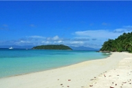 Romblon Philippinen Strand
