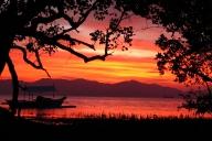 Romblon Sonnenuntergang