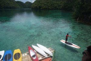 Sugba Lagoon Siargao Philippinen