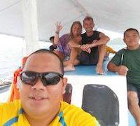 Guide Arnold Cabiguen Palawan